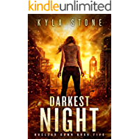 Darkest Night: A Post-Apocalyptic Survival Thriller (Nuclear Dawn Book 5) book cover