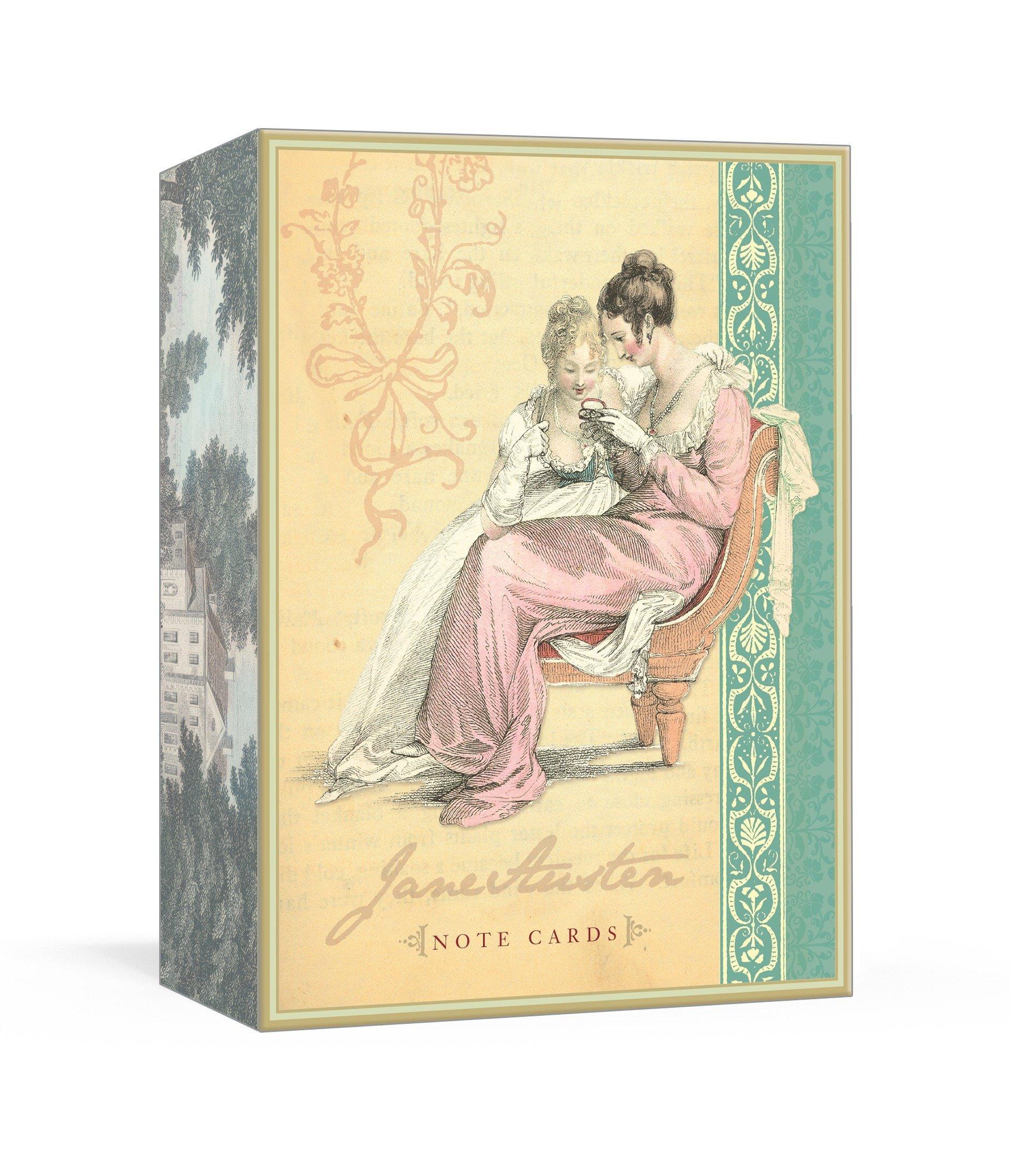 Jane Austen Note Cards: Amazon.es: Potter Gift: Libros en ...
