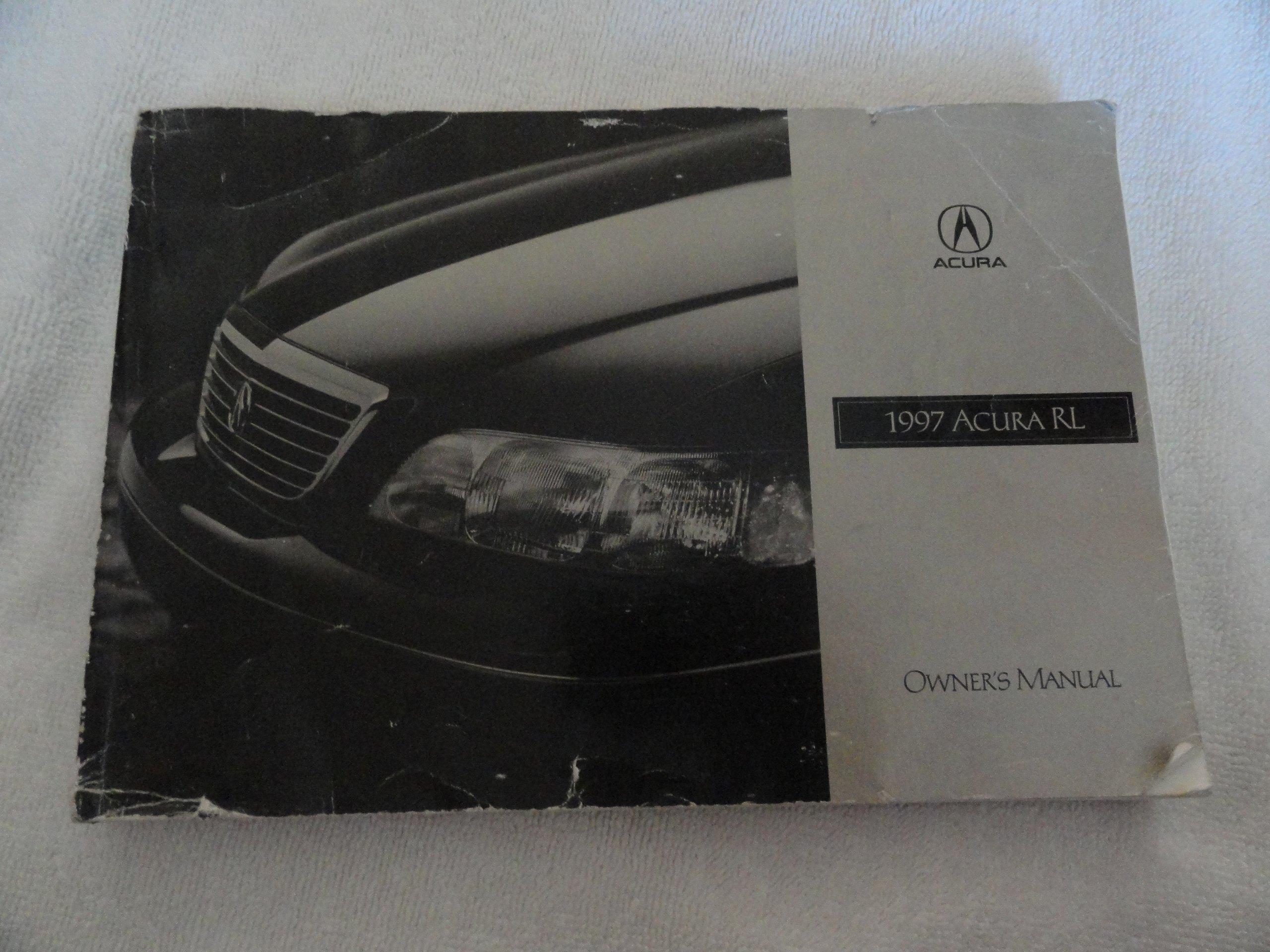 original 1997 acura rl owners manual amazon com books rh amazon com 1997 acura 3.5 rl owner's manual 1997 acura 3.5 rl owner's manual