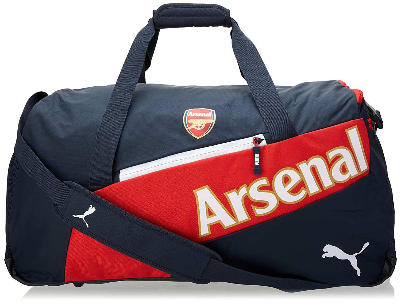a99f402dd3 Puma Evo Speed Bag Iris High Risk Red White Arsenal