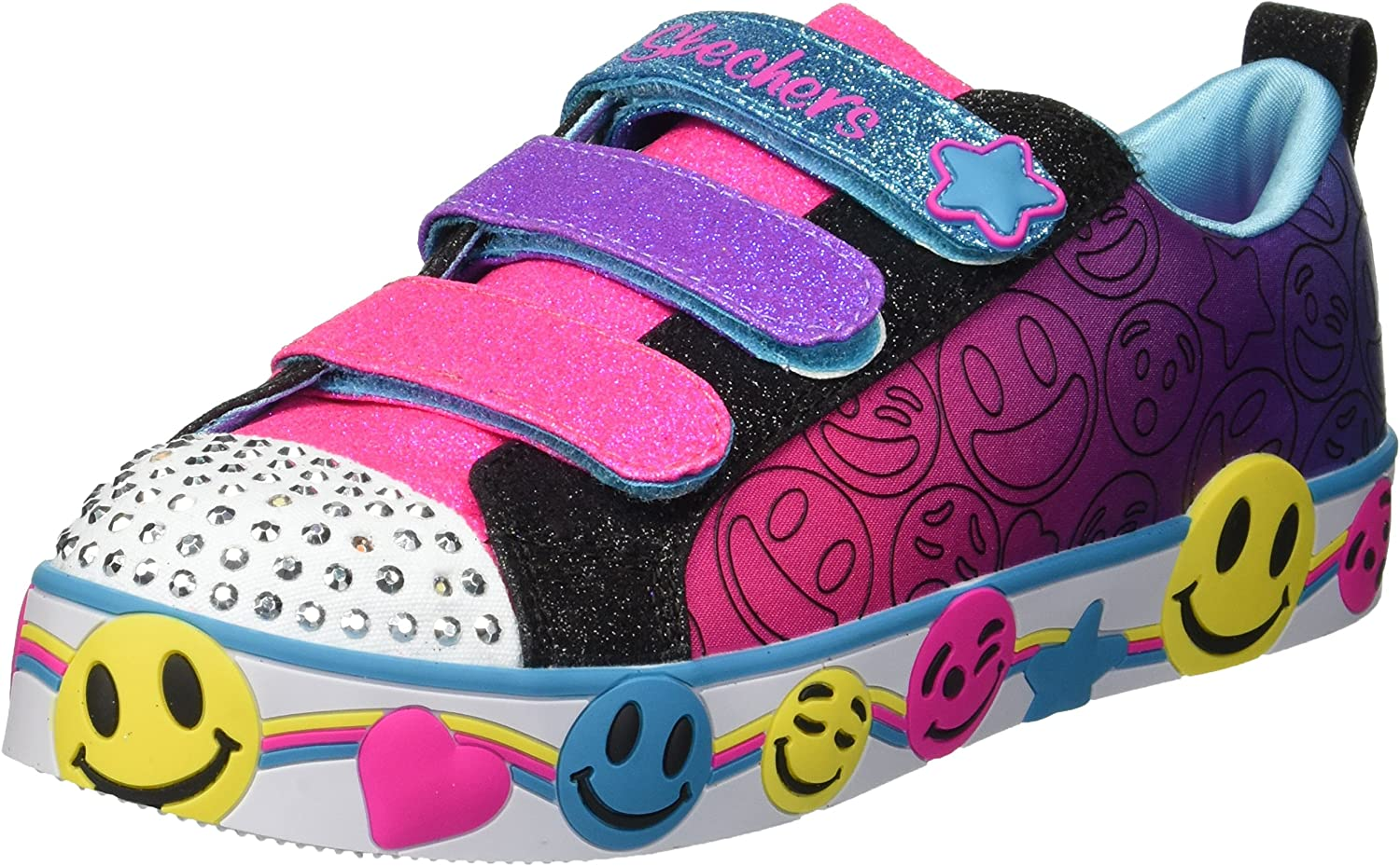 shipfree Skechers Unisex-Child Free shipping New Lite-Smile Sneakers