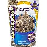Kinetic Sand 6028363 - Sabbia Modellabile Effetto Bagnasciuga