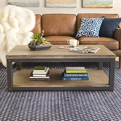 Rustic Coffee Table Centerpieces.Amazon Com Rustic Coffee Table Provides Classic Elegance And