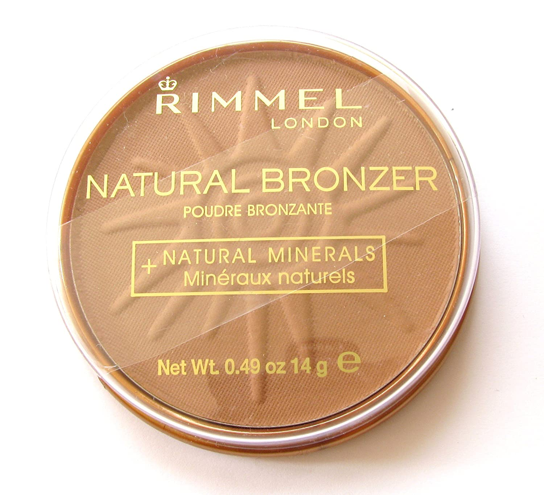 Rimmel Natural Bronzer Powder - 022 Sun Bronze by Rimmel