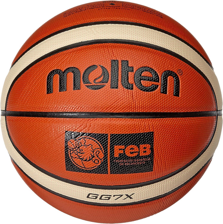 7 Basketball Molten Balls GG7X basketball game ball for indoor and outdoor No