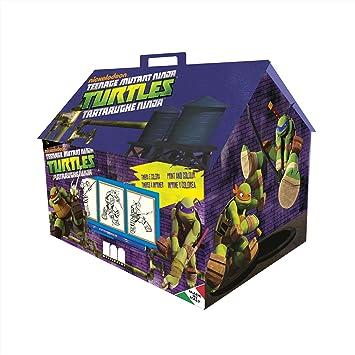 MULTIPRINT Ninja Turtles - Juegos de Sellos para niños ...