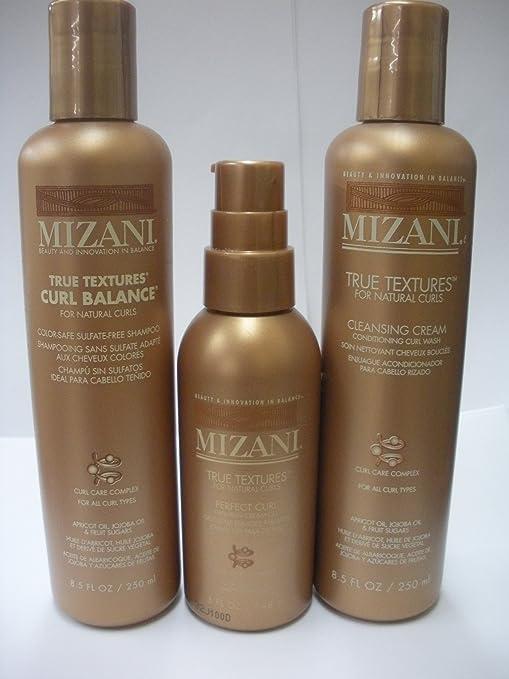 Shampoing mizani cheveux boucles