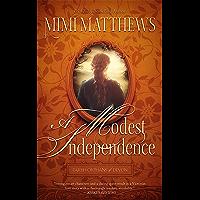 A Modest Independence (Parish Orphans of Devon Book 2) (English Edition)