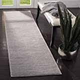 """Safavieh Vision Collection VSN606G Modern Ombre Tonal Chic Non-Shedding Stain Resistant Living Room Bedroom Runner, 2'2"""" x 14"""