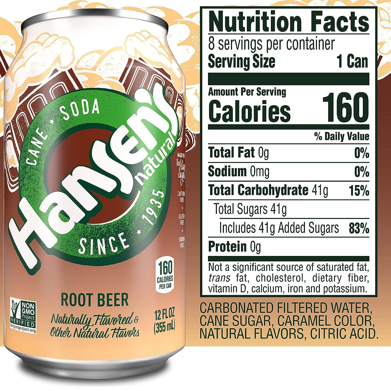 is hansens no longer carrying diet root beer