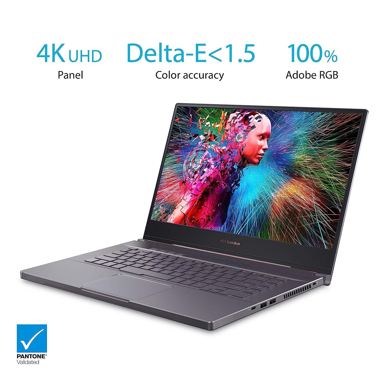 ASUS ProArt StudioBook Pro 15 display