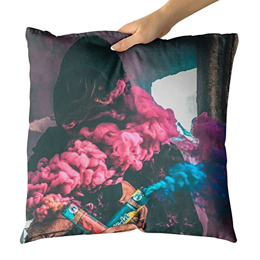 Westlake Art Person - Cojín Decorativo para Manta, Diseño de ...