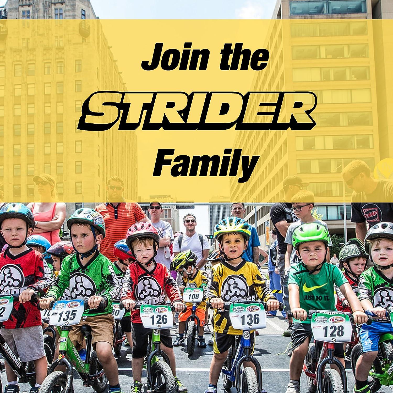Strider Advanced Rider Bundle