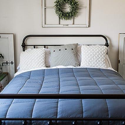 Alert Blanket Rug Throw Star Design Grey Home Bed Decor Home Décor Home & Garden