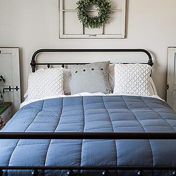 Manta HomeSmart Products, para adultos y niños, de calidad prémium, 152,4 x 203,2 cm, 6,8 kg: Amazon.es: Hogar