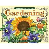 Image for The 2021 Old Farmer's Almanac Gardening Calendar
