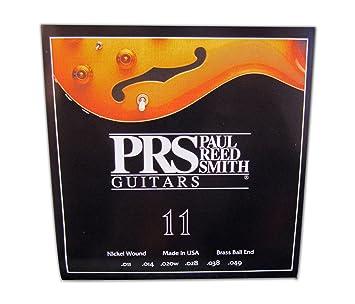 PRS PS de ACC de 3118 Níquel Wound - Cuerdas para guitarra eléctrica (Calibre hasta .049): Amazon.es: Instrumentos musicales
