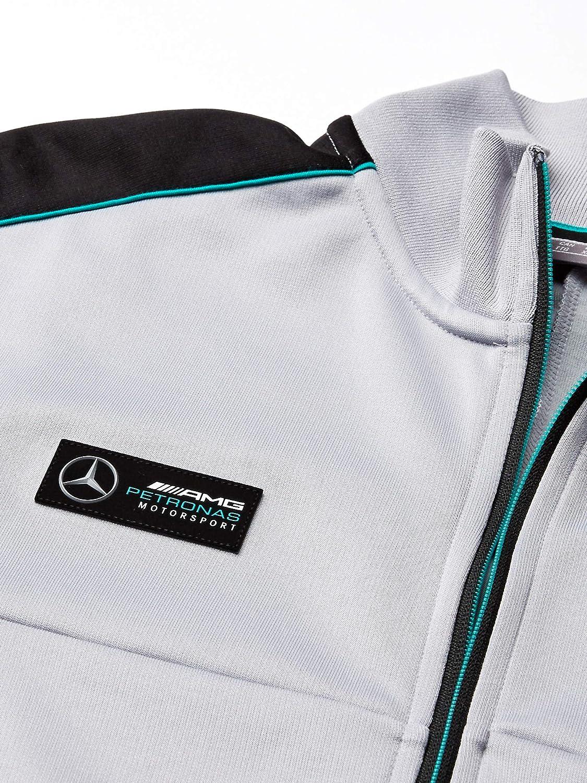 PUMA Mens Mercedes Mapm T7 Track Jacket