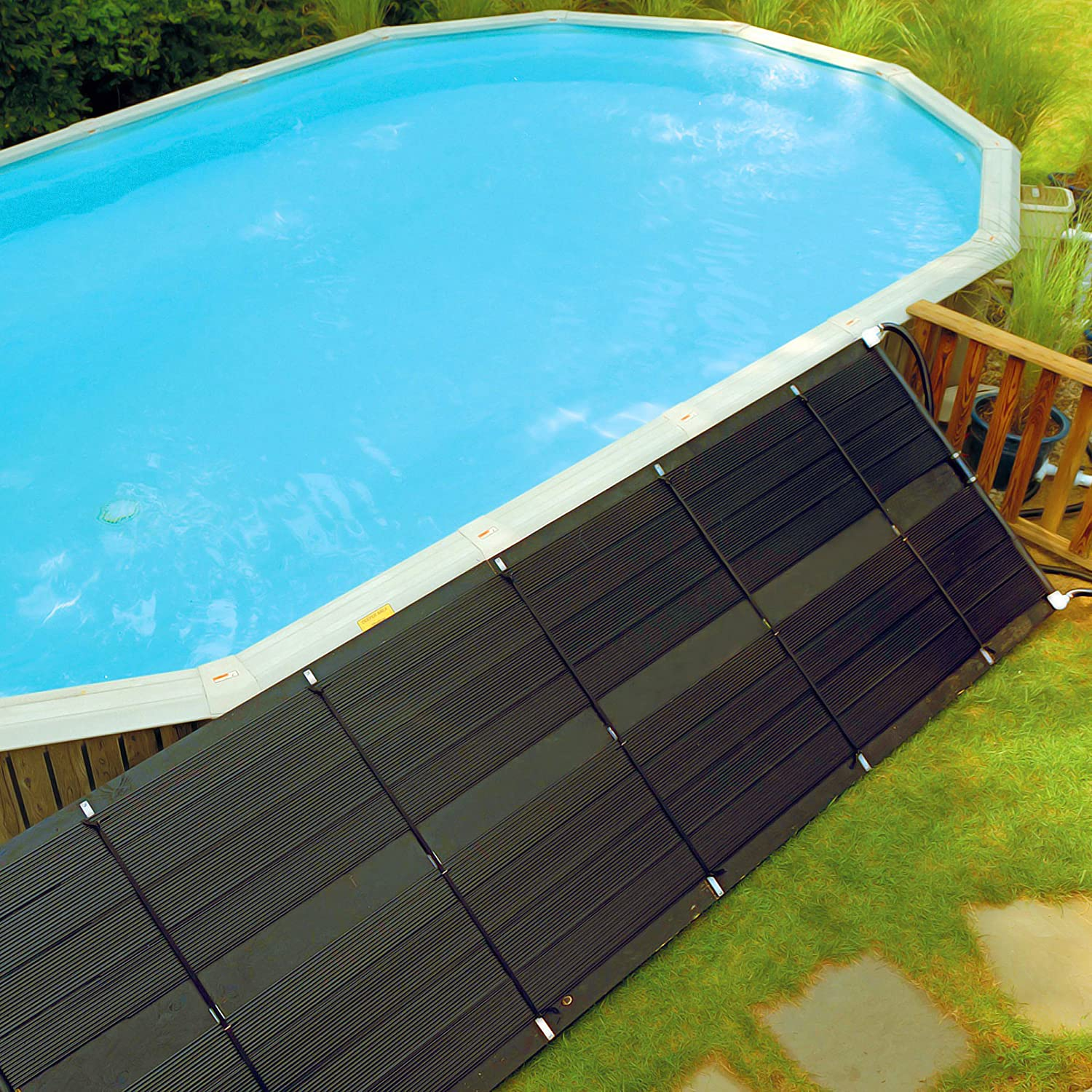 SmartPool Universal Swimming Pool Solar Heating System