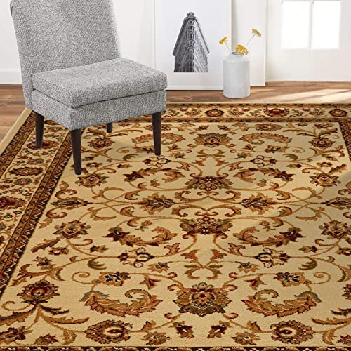 Home Dynamix Royalty Elati Traditional Area Rug 7'8″x10'4″