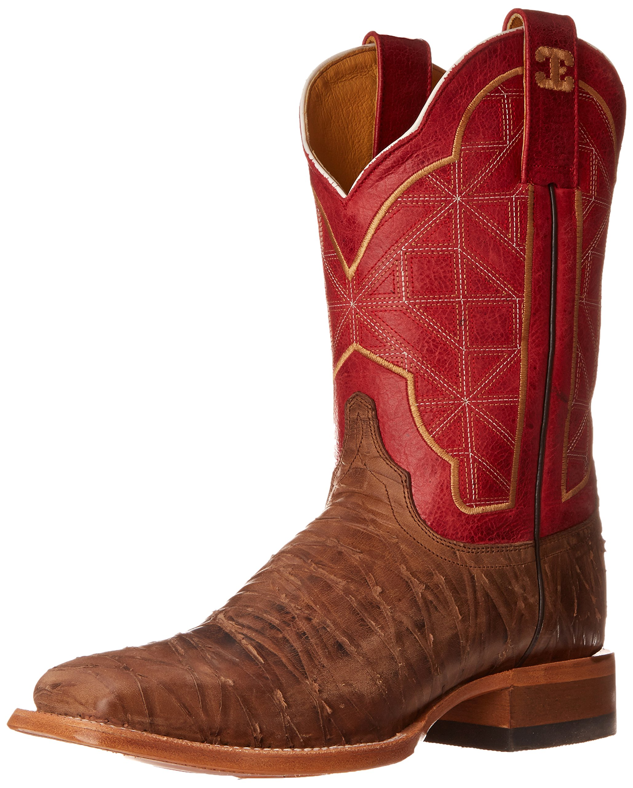 Cinch Men's Jordan MN Western Boot,Brown,11.5 D US by Cinch