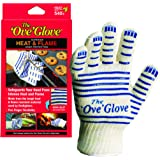 Ove Glove Hot Surface Handler Oven Mitt Glove, Perfect for Kitchen/Grilling, 540 Degree Resistance, As Seen On TV Household G