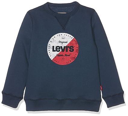 295864537615 Levi s Jungen Sweatshirt Sweat Rondo  Levis  Amazon.de  Bekleidung