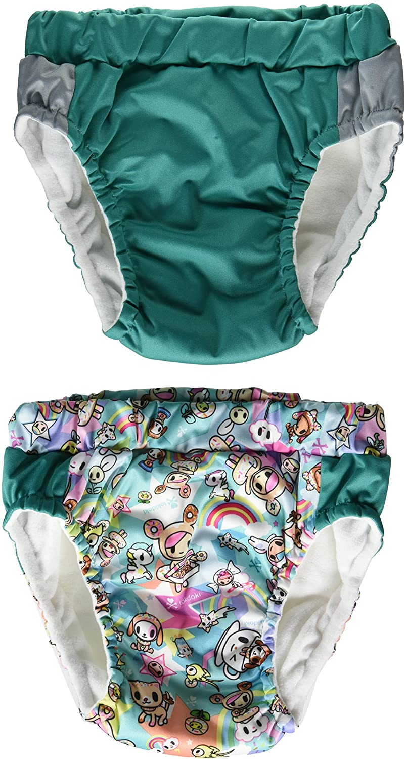 Kanga Care Lil Learnerz Training Nappies (X-Large, tokiSweet and Peacock) Danawares KRLLNZ_XL-M406