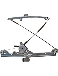 Dorman 740-517 Front Driver Side Replacement Manual Window Regulator for Select Cadillac/Chevrolet/GMC Models