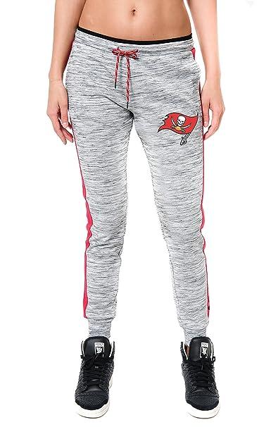 90df62c7 Ultra Game NFL Tampa Bay Buccaneers Women's Active Basic Fleece Jogger  Sweatpants, Gray, Space Dye, X-Large