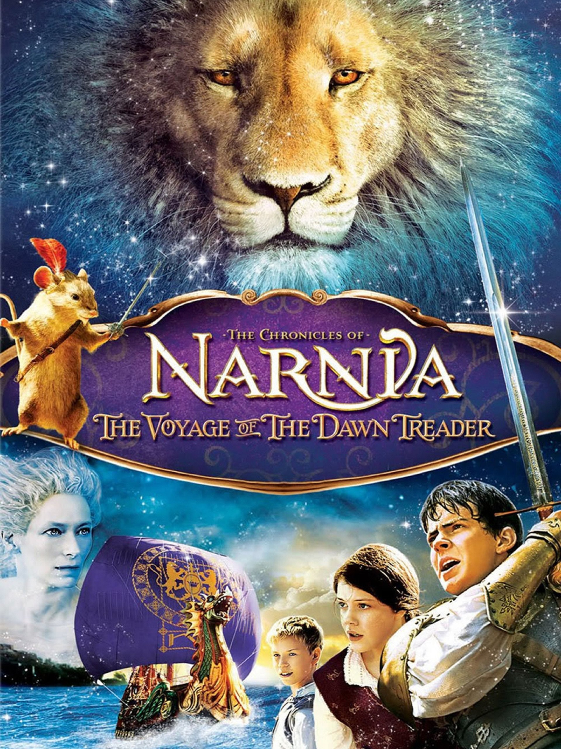 The Chronicles Narnia The Voyage The Dawn Treader Watch
