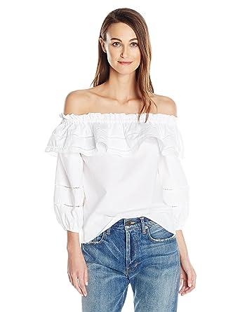 c4c7d1b0565c8 Amazon.com  Parker Women s Kiara Blouse  Clothing