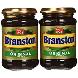 Branston Pickle 310g - Pack of 2 Jars! | amazon.com