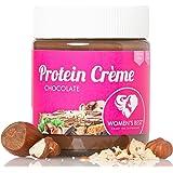 Protein-Creme mit 21g Whey Protein und nur 2g Zucker - Das Low-Carb-Frühstück zum abnehmen und gesund frühstücken | Die WOMEN'S BEST PROTEIN SCHOKOLADENCREME als Eiweiß-Diät | Schokolade – 250g