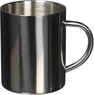 amazon com stainless steel double wall mugs perfect for coffee