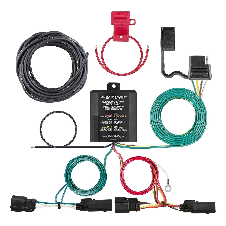 CURT Manufacturing 56335 Custom Wiring Harness