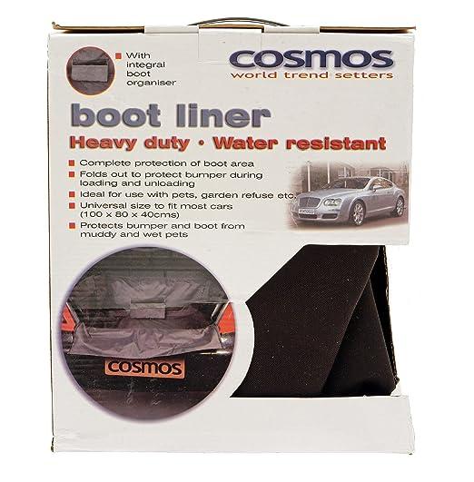 Streetwize Boot Liner and Bumper Protector Medium 100x80x40