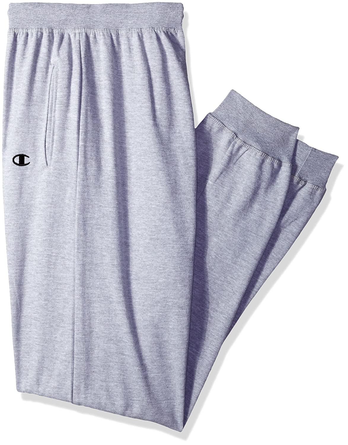 2956a557 Champion Men's Big and Tall Fleece Jogger Pant with Print