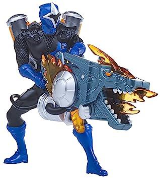 Power Rangers 43677 Ranger Super Ninja Steel Assault Toy ...