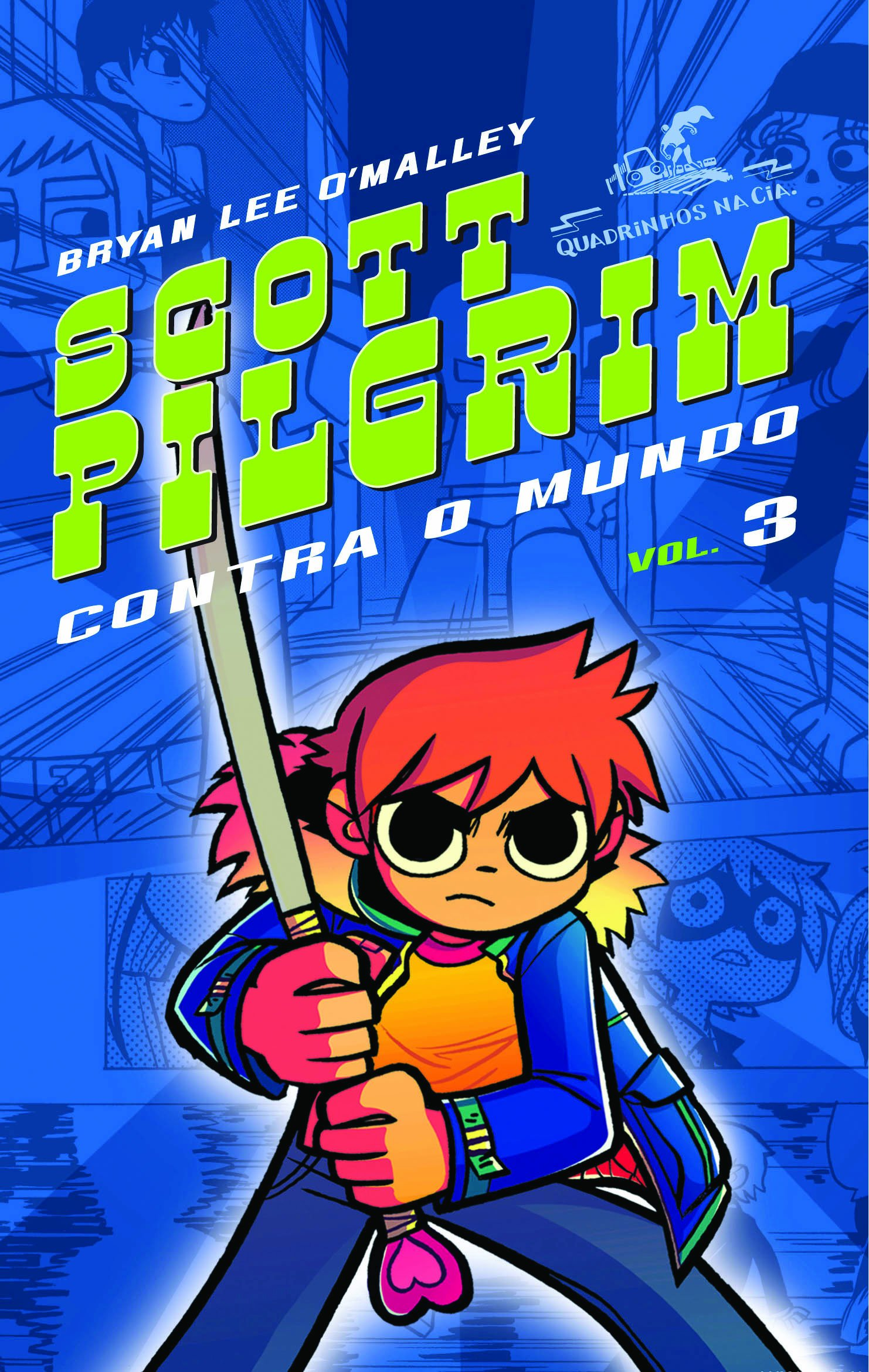 Scott Pilgrim - volume 3