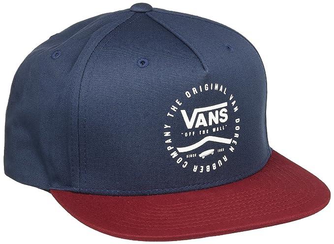 Vans Men s Side Stripe Snapback Baseball Cap 8e7efd882009