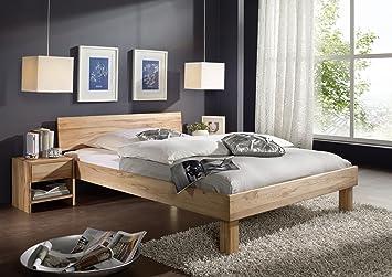 Sam Massivholz Bett 120x200 Cm Columbia Mit Geschlossener