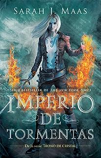 Imperio de tormentas (Trono de Cristal 5) (Spanish Edition)