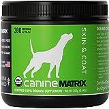 Canine Matrix Skin/Coat Mushroom Supplement