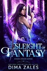 Sleight of Fantasy (Sasha Urban Series Book 4) Kindle Edition