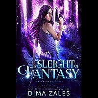 Sleight of Fantasy (Sasha Urban Series Book 4)