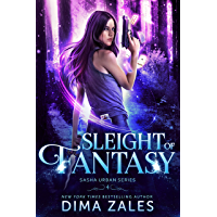 Sleight of Fantasy (Sasha Urban Series Book 4)