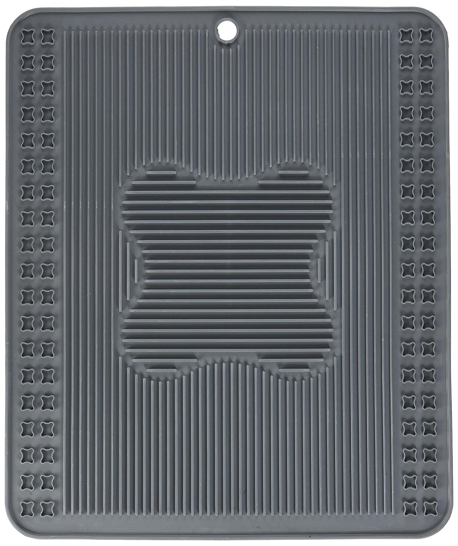 Catit Litter Pan Mat, Gray 2-Pack