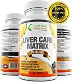 * LIVER CARE RESCUE * NON-GMO Formula With 20+ Herbal Extracts With Zinc, Milk Thistle - Beet Root - Artichoke Extract – Turmeric -Ginger & MUCH MORE!