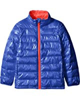 Disney 迪士尼童装 男童 Warm Padden轻盈系列保暖棉服KRM5H1OWKB8002
